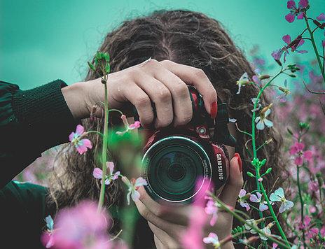 Enjoy photoshoot